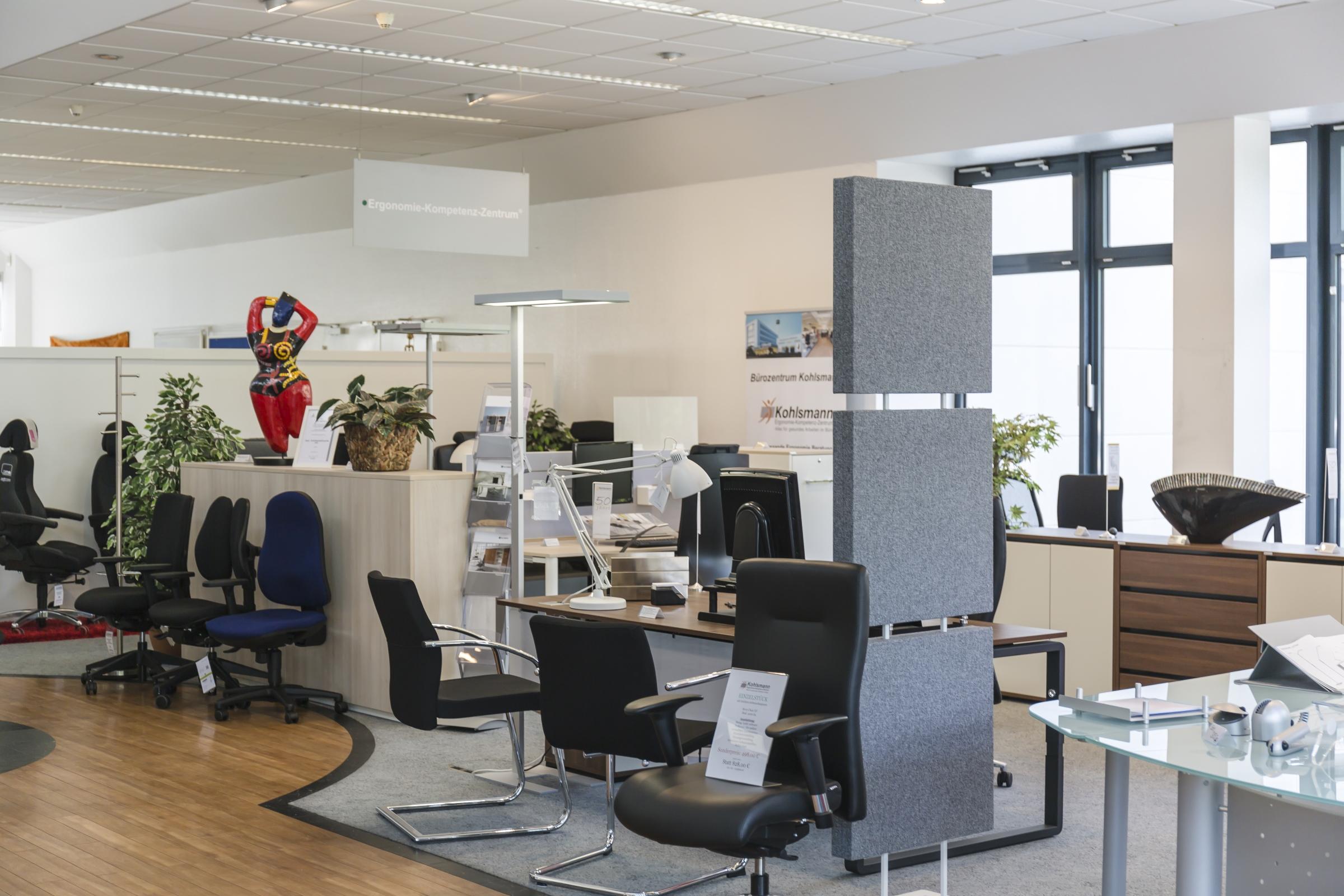 Ergonomische Büromöbel Vom Zertifizierten Fachhändler Kohlsmann